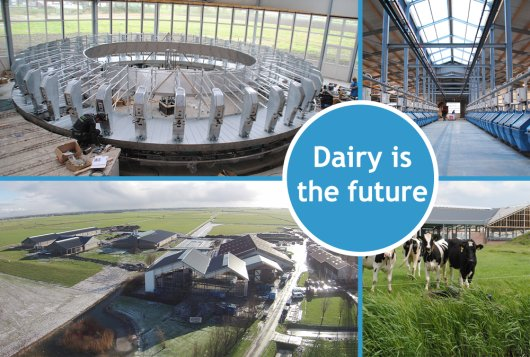 Opening Dairy Campus 26-28 mei 2016